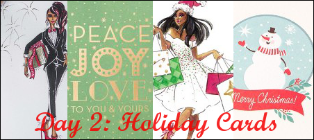 25 Days of Christmas: Holiday Cards