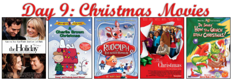 Day 9: Christmas Movies