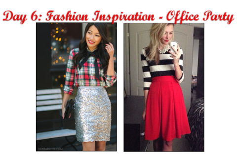 Day 6: Office Party Fashion