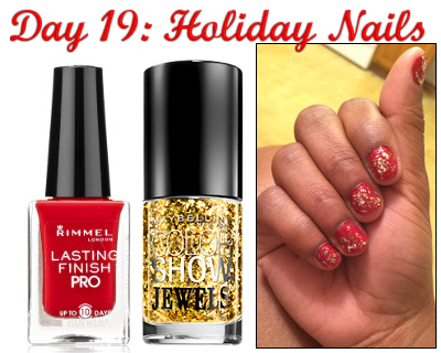 Day 19: Holiday Nails