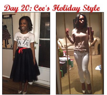 Day 20: Cee's Holiday Style